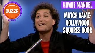 HOWIE MANDEL...with HAIR?! |  BUZZR