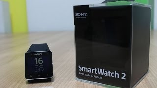 [REVIEW] Sony Smartwatch 2 - Indonesian