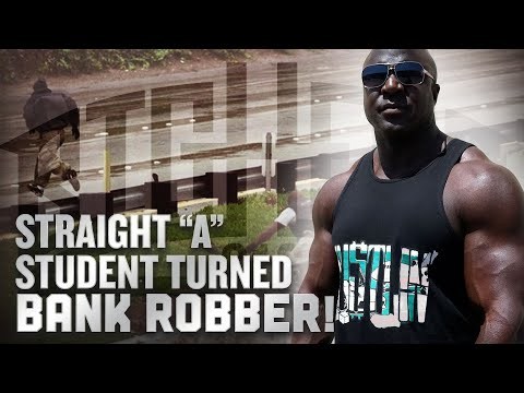 "Straight ""A"" student turned Bank Robber - Fresh Out: Life After The Penitentiary"