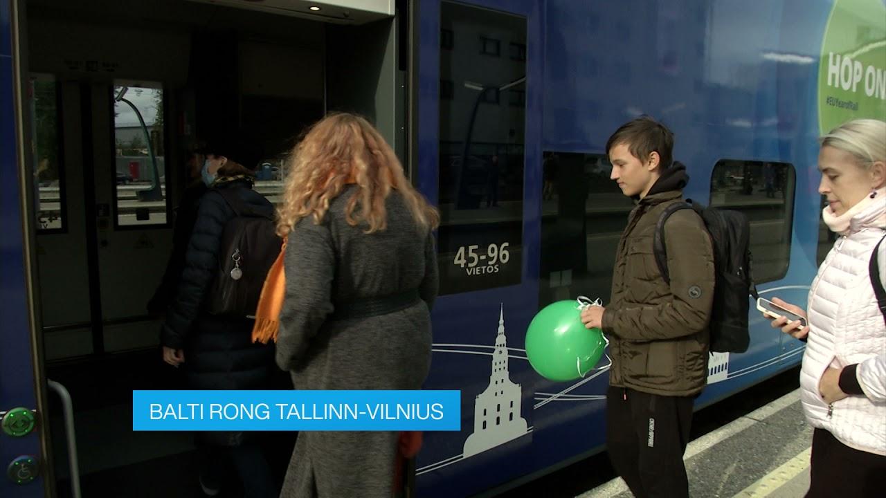 21.09.2021 - BALTI RONG TALLINN-VILNIUS