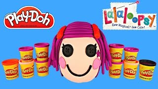 Huge Lalaloopsy Peanut Big Top Egg Surprise - Play Doh Toys Mlp Lego Shopkins 2015 Eggs