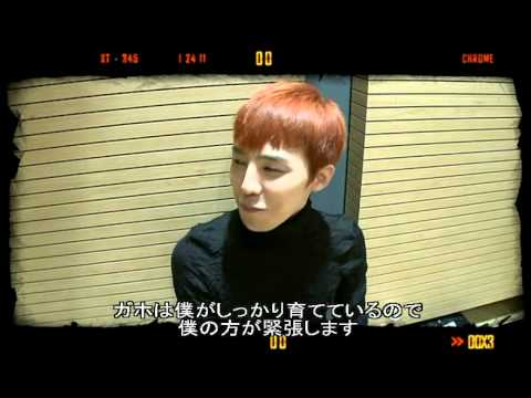 Bigbang 2011 Making DVD vol 2