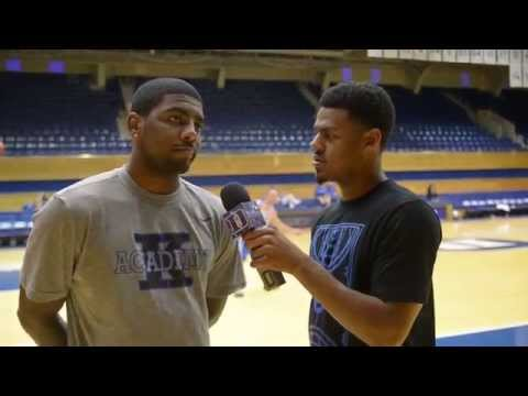 K Academy Interview: Quinn Cook with Kyrie...