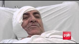 Saeedi Blames 'Fifth Pillar' For Attack/احمد سعیدی سوء قصد به جانش را کار ستون پنجم حکومت میداند