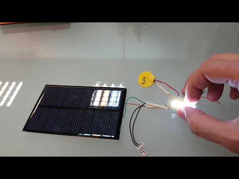 small solar generator  new science projects 2017