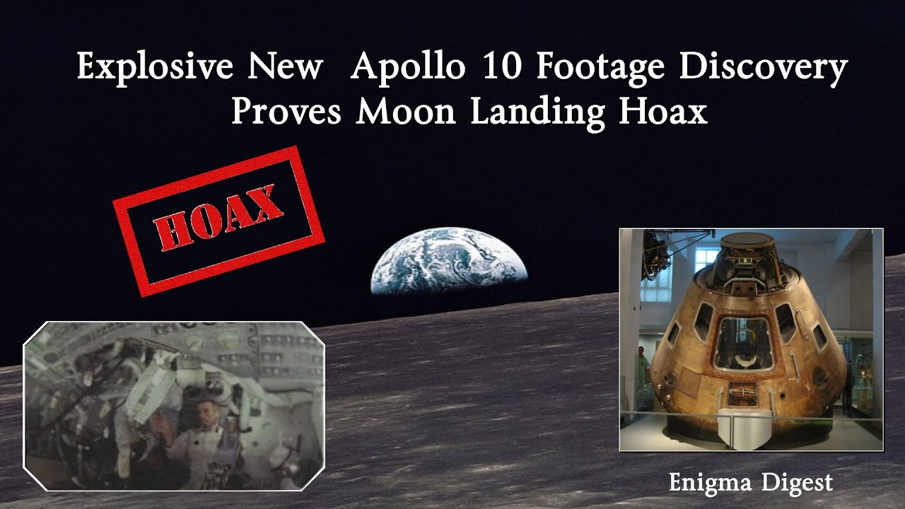 apollo moon landing was a hoax A lunar hoax between 1969 and 1972, the apollo program flew six successful missions, putting humanity on the moon in one of the greatest moments in american (and quite possibly world) history.