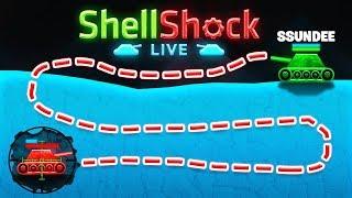 TROLLING my FRIENDS with AIMBOT (ShellShock Live)