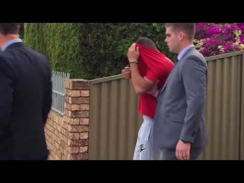Salim Mehajer Arrested at Vaucluse Home on Fraud Charges