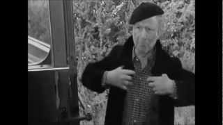 """Pierre Fresnay dans """"Les vieux de la vieille"""" (de Gilles Grangier, 1960)"""