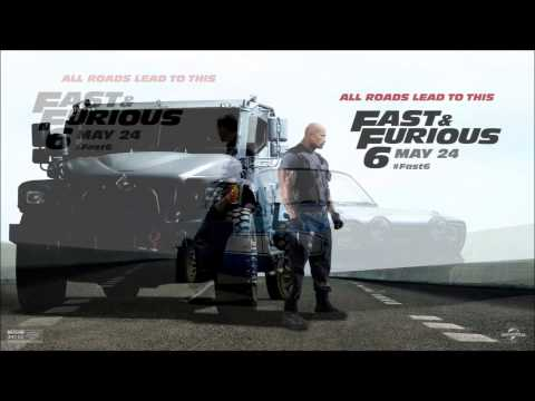 Fast & Furious 6 The Crystal Method  Roll It Up Edited