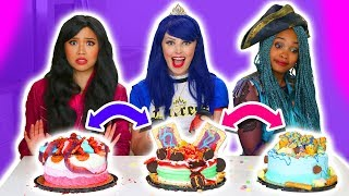 CAKE SWITCH UP CHALLENGE!!! EVIE VS UMA VS LONNIE. (Totally TV) thumbnail