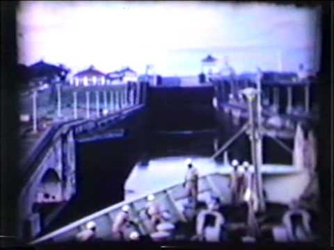 England To New Zealand 1964 SS Southern Cross Voyage
