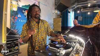 Mr Raoul K live from  Djoon