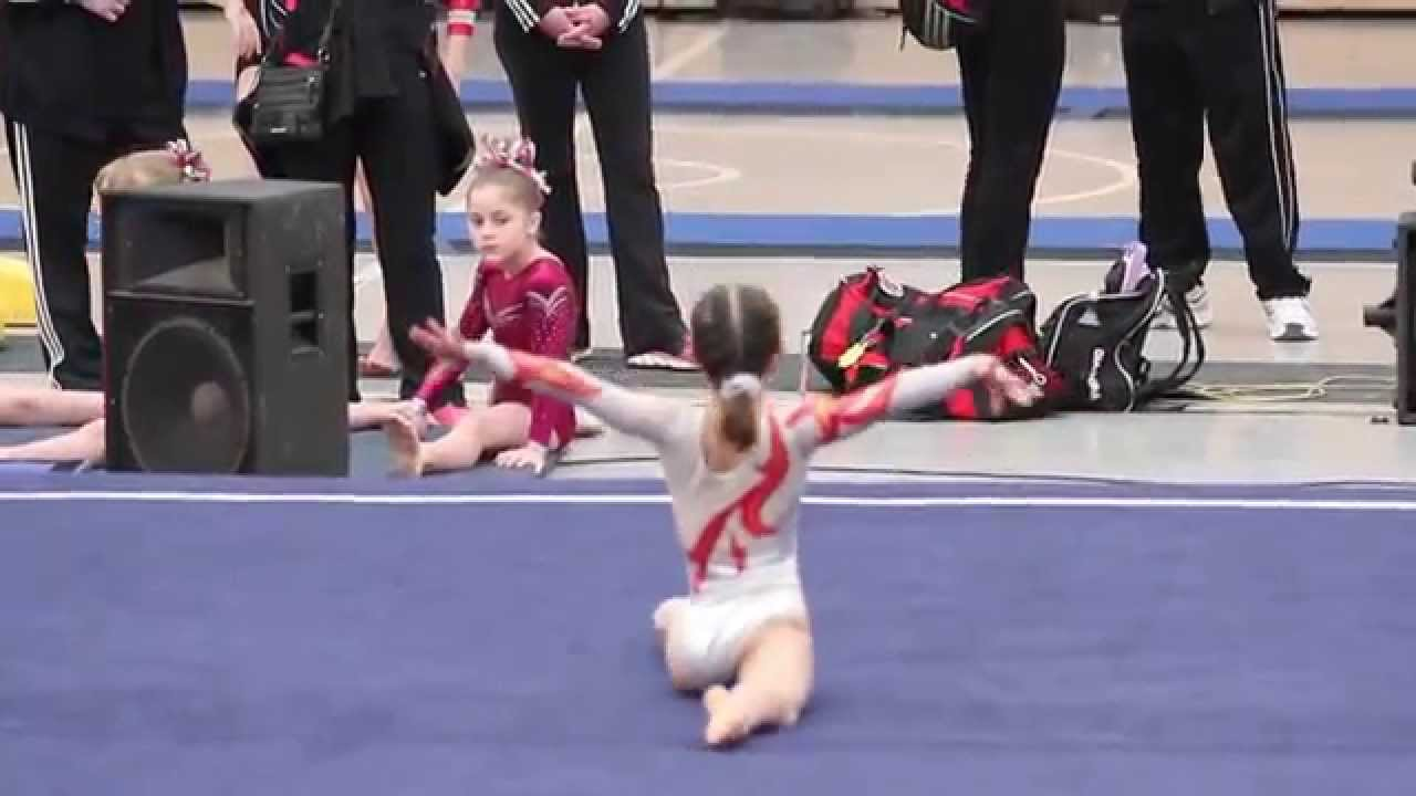 Level 5 Usag Floor Routine Youtube