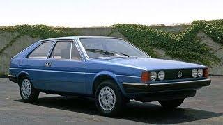 #1299. Volkswagen scirocco 1974 (Prototype Car)