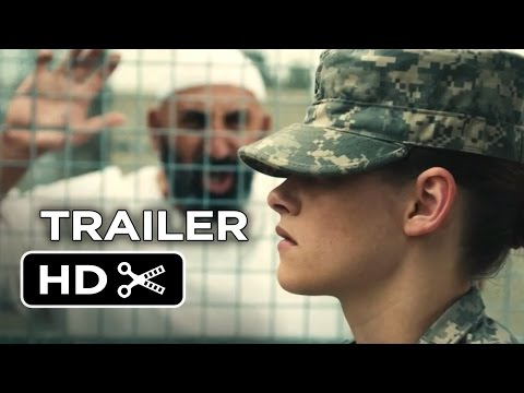 Camp X-Ray Official Trailer #1 (2014) - Kristen Stewart Movie HD