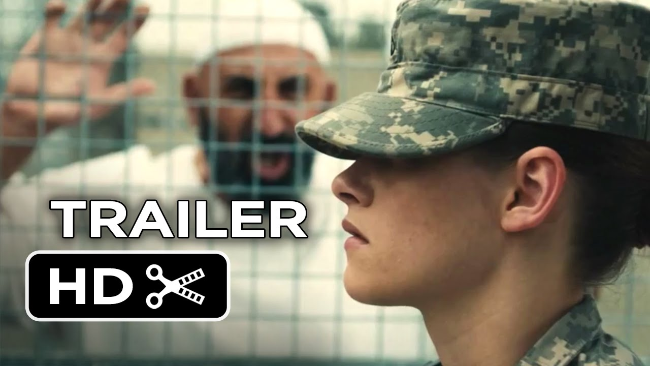 Camp X-Ray Official Trailer #1 (2014)