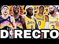 🟡 EN DIRECTO!! 💥 LOS ÁNGELES LAKERS vs PHOENIX SUNS!! 🚨 NBA en vivo