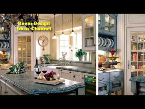 Country Kitchen Decorating Ideas   Vintage Kitchen Decorating Ideas, Retro Kitchen  Design Ideas