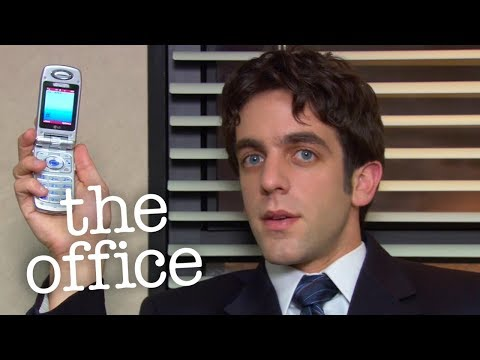 Michael Keeps Calling Ryan  - The Office US