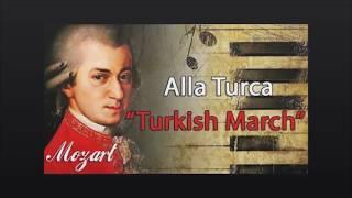 WOLFGANG AMADEUS MOZART // TURKISH MARCH COVER // TÜRK MARŞI // RONDO ALLA TURCA
