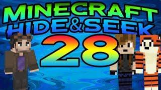 Minecraft: Hide and Seek - 28