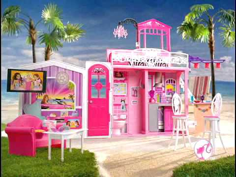 2010 Barbie Glam Vacation House Commercial Youtube