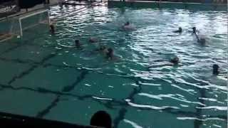 CHILE 2013 - CHILE vs ARGENTINA - WATERPOLO FEMENINO SUB-20 parte 2