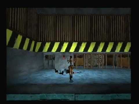 Tomb Raider II 2 Walkthrough Offshore Rig.mpg