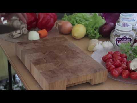 Картошка с грибами в духовке — 17 рецептов с фото пошагово