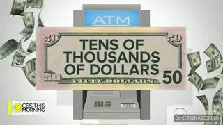 ATM jackpotting hitting on the rise in the US