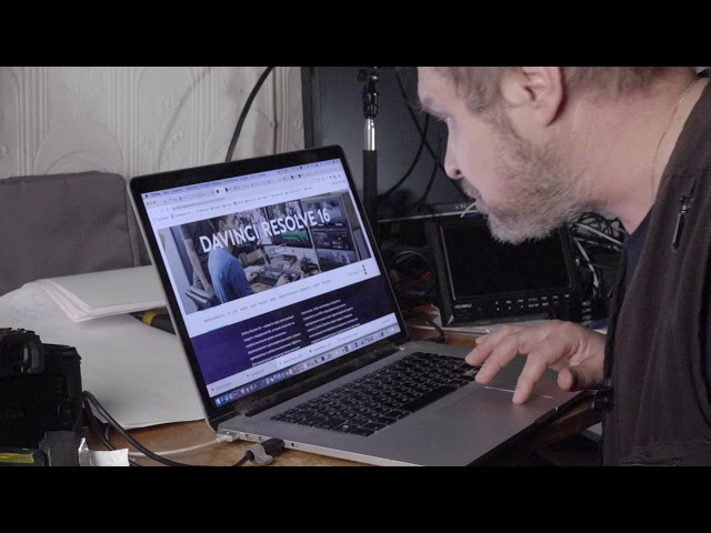 Видео для бизнеса  Съемка бизнес визитки  Занятие 3