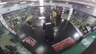 UB20 AMATEUR MMA(Bantamweight): AMRIE CY VS SAMUEL NG BOON LIANG