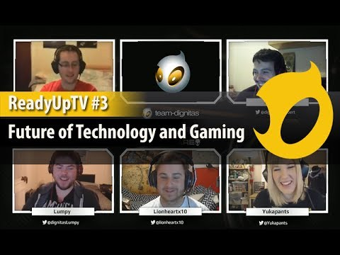 ReadyUpTV #3 - Future of Technology and Gaming
