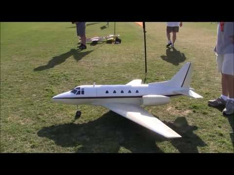 North American Sabreliner 65 By Paul Stelly And John Ebert - SEFF 2018