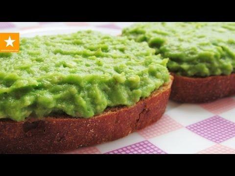 Диета! Быстрый и полезный перекус из авокадо! - Простые вкусные домашние видео рецепты блюд