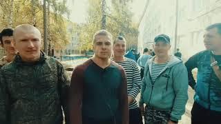 Ветераны Чайковского «БОЕВОГО БРАТСТВА» Пермской области   сняли видеоролик об эстафете «Мы помним!»