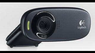 Обзор Logitech HD Webcam C310 ( Review )