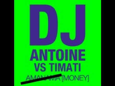 Dj Antoine Vs Timati - Money (cut)