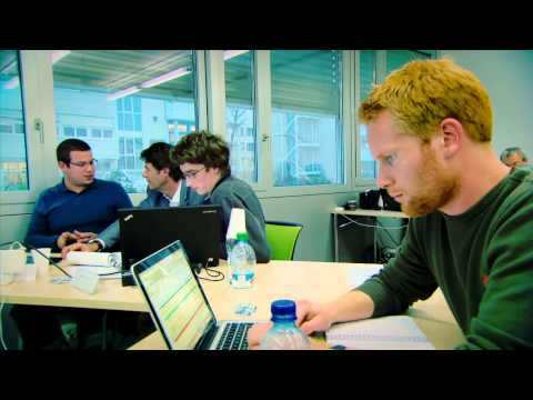 Business Concept training by CTI Entrepreneurship