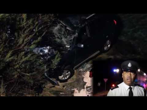 Police Statement North Shore Rd Accident Bermuda Apr 29 2012