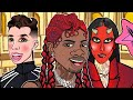 Lil Nas X - MONTERO Call Me By Your Name CARTOON PARODY