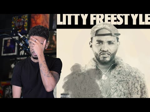 Joyner Lucas - LITTY FREESTYLE REACTION/REVIEW