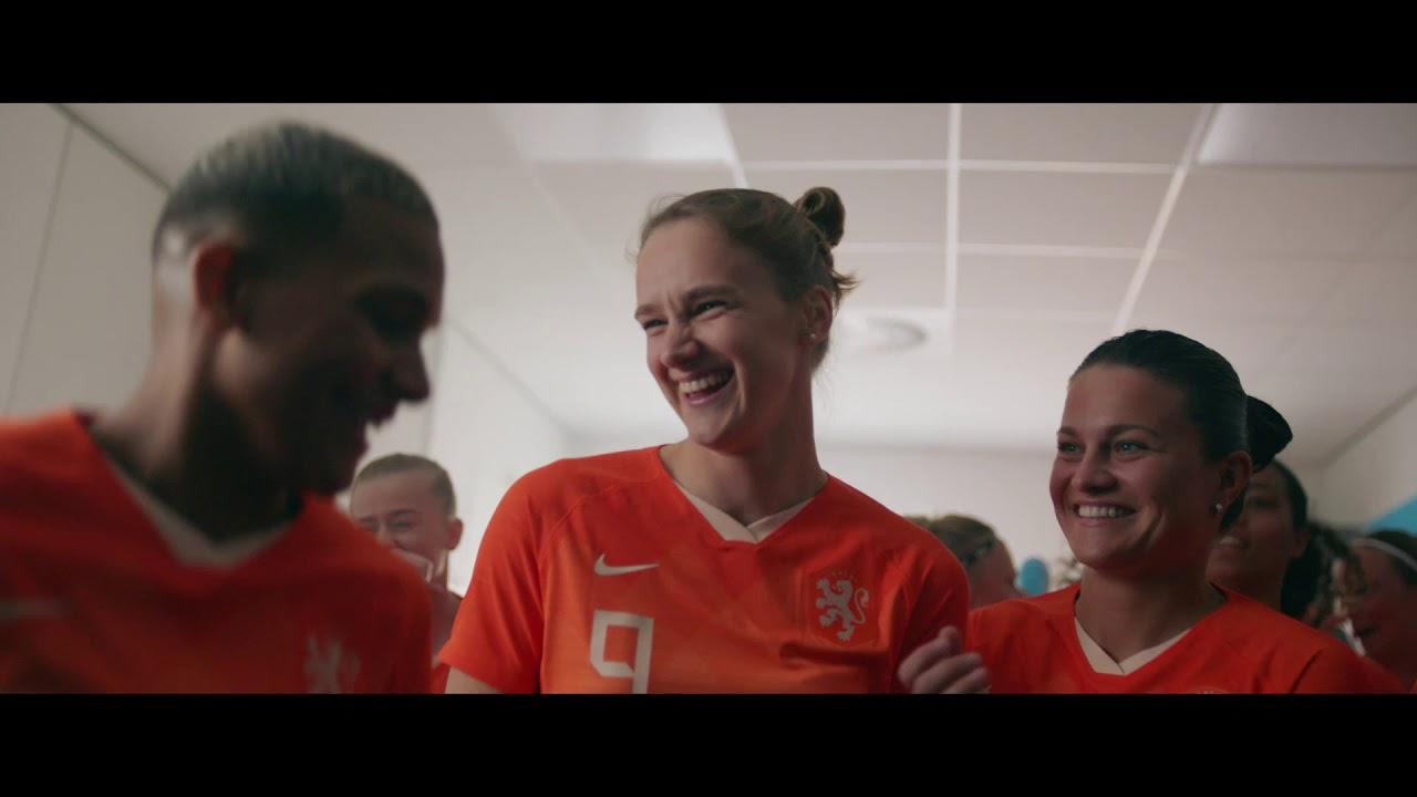 Blokker: Oranje Leeuwinnen - Wij zijn Nederland