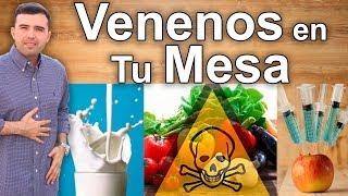 ALIMENTOS PROHIBIDOS Que Son Un VENENO Para Tu Salud y Los Comes Diariamente - Cuidado Con la Carne