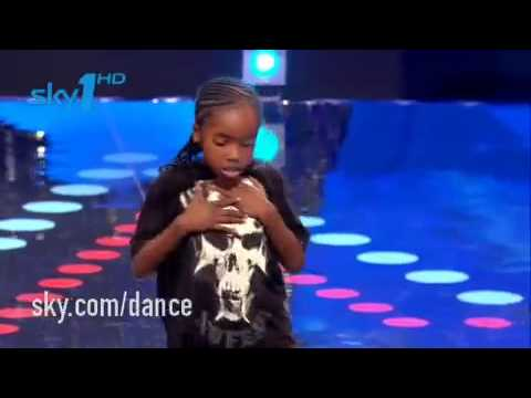 Akai - Amazing 10yr Old Dancer - Got To Dance AuditionBEST QUALITY!!!!GOT TO WATCH !!!!