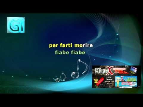 """FIABE""  L. BERTE' Karaoke base con cori (l'unica)"