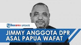 Download Kabar Duka, Jimmy Demianus Ijie Anggota DPR RI Asal Papua Barat Meninggal Dunia