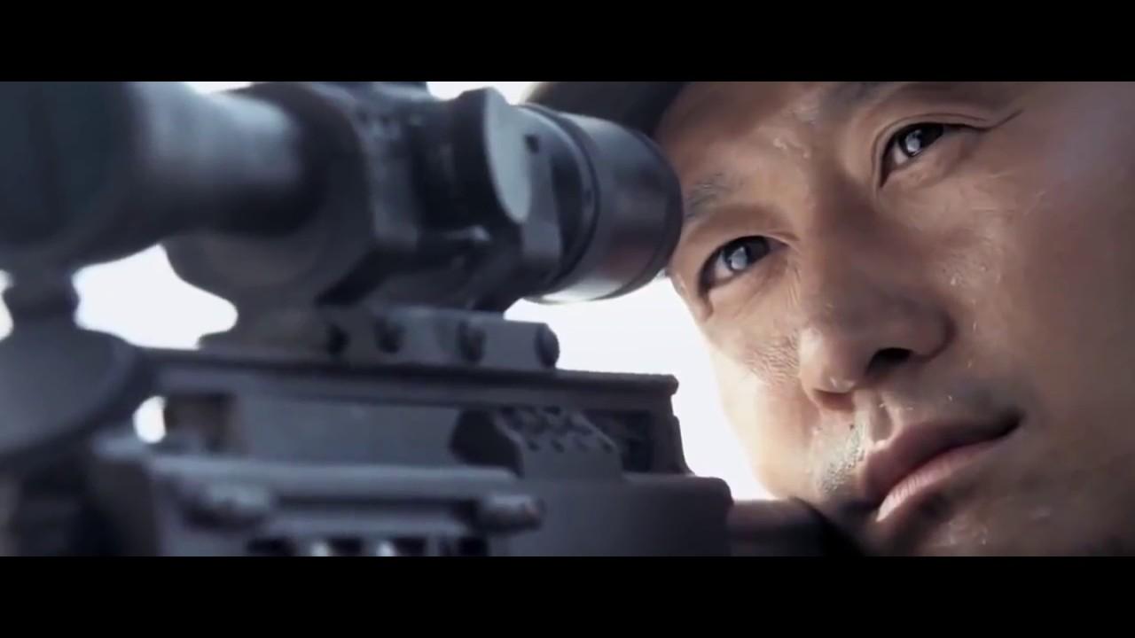 Снайпер БОЕВИК   ОБАЛДЕННЫЙ ФИЛЬМ   БОЕВОЙ ВОЛК MyTub.uz