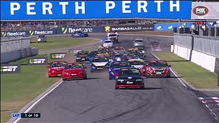 Saloon Cars Race 1 - Barbagallo V8 round 2015